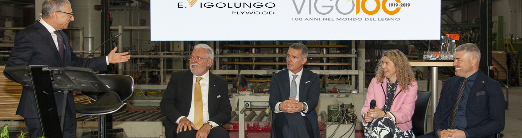 Vigolungo, 100 years of activity